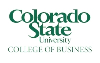 Timothy Pate Colorado State University College of Business