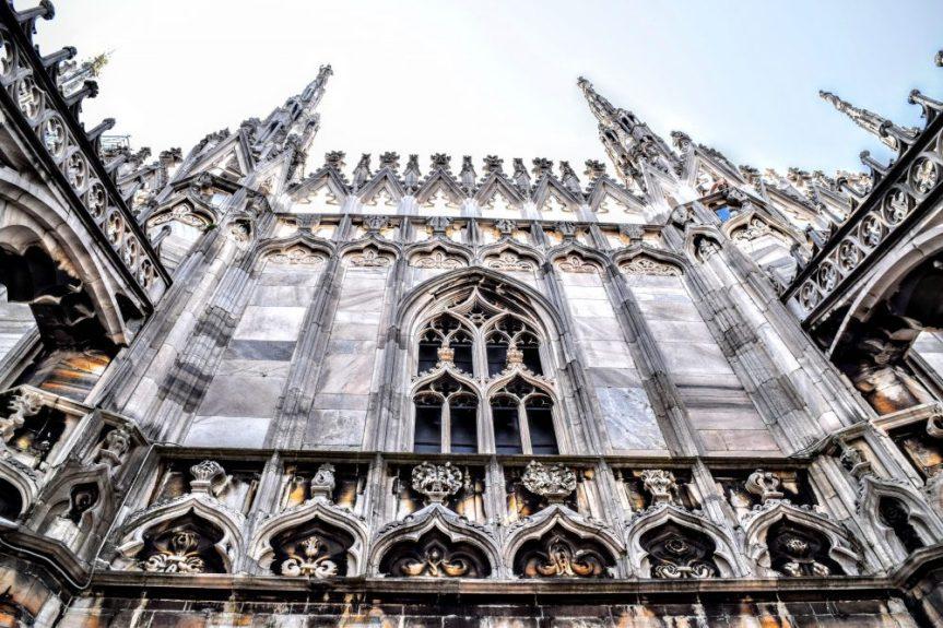 Timothy Pate Duomo Milan