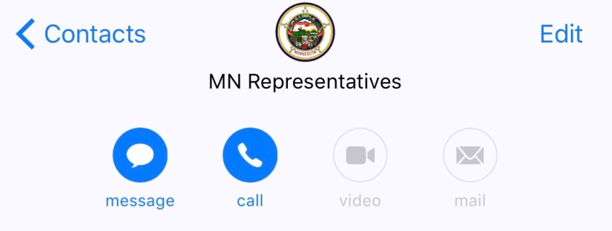 How to Contact Your Representatives