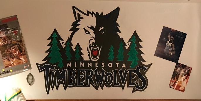 Timothy Pate Timberwolves